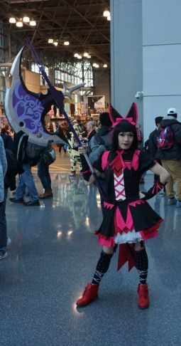 Anime NYC 2017 - Cosplay 006 - 20171120