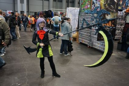 Anime NYC 2017 - Cosplay 036 - 20171120