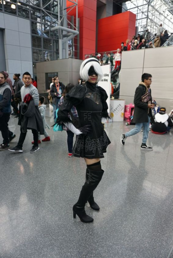 Anime NYC 2017 - Cosplay 047 - 20171120