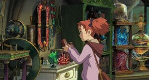 Mary and the Witch's Flower - Key Visual