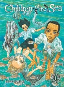 Children of the Sea Manga Volume 1 Cover
