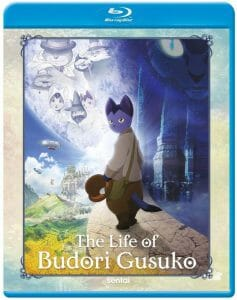 The Life of Budori Gusuko Blu-Ray Boxart