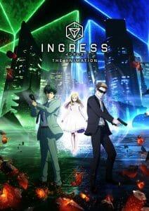Ingress Anime Key Visual