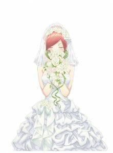 Quintessential Quintuplets Anime Visual