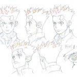 Dr Stone Character Visual - Taiju Oki