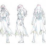 Dr Stone Character Visual - Tsukasa Shishio