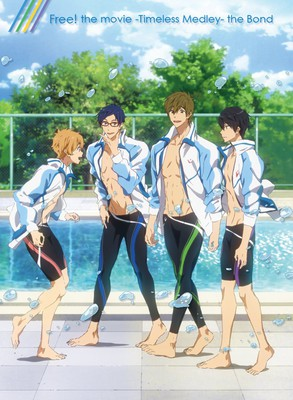 Free    Iwatobi Swim Club Anime Gets New TV Series Next Summer     The official website for the Free  anime franchise announced on Monday that  the franchise will get a new television series that will premiere next  summer