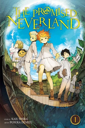 Yakusoku no Neverland Manga Gets New 1-Shot