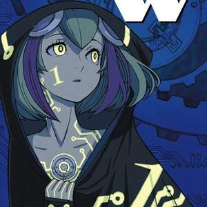 Manga Dimension W, Harmoni Dan Ninja Batman Mendapatkan Nominasi Penghargaan Sci-fi Seiun 1