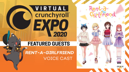 Virtual Crunchyroll Expo Event Guest List
