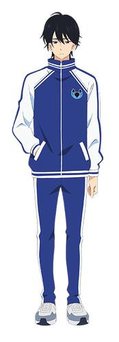 Bakuten !! el anime sobre gimnasia rítmica revela elenco, personal y canción de apertura 8