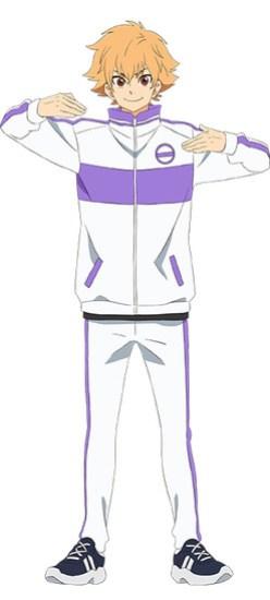 Bakuten !! el anime sobre gimnasia rítmica revela elenco, personal y canción de apertura 6