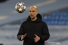 Guardiola: Saya dianggap gagal bila City tidak juara Liga Champions