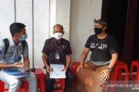 Jasa Raharja Bali santuni ahli waris pemadam kebakaran
