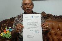 Budayawan Prof Dibia terima penghargaan seni dari India