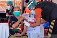 Pemkot Denpasar adakan vaksinasi COVID-19 massal di pasar tradisional
