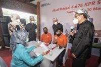 BNI selenggarakan akad kredit massal bagi 4.675 debitur KPR Sejahtera FLPP