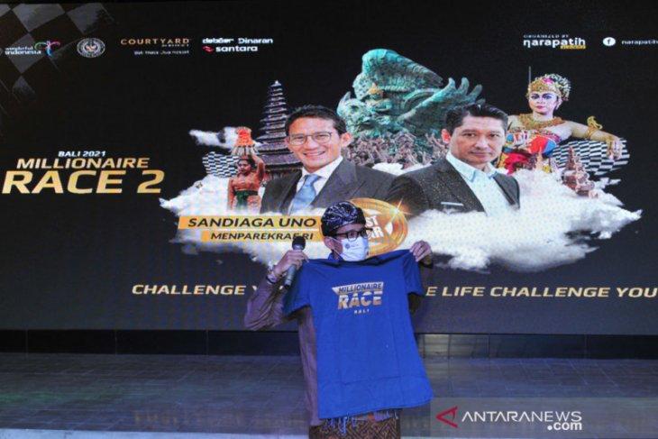 """Menparekraf: """"Bali Millionaire Race 2021"""" tingkatkan kesiapan Bali"""