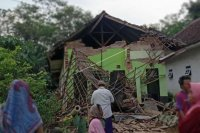 Dampak gempa di Malang – ANTARA News Bali