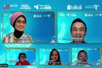 "Blibli buat program ""Travel & UMKM Fest 2021"""