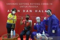 """Coca-Cola Europacific Partners"" berpartisipasi dalam Vaksinasi Gotong Royong"