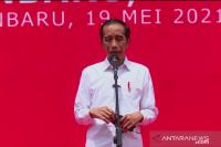 Presiden Jokowi : Masalah di ruang digital makin besar