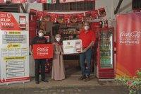 """""""Coca-Cola Europacific Partners"""" Indonesia luncurkan aplikasi """"Klik Toko"""""""