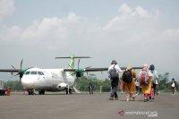 Presiden Jokowi tinjau Bandara Jenderal Besar Soedirman di Purbalingga