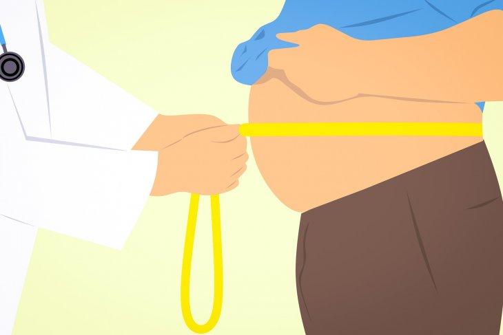 Lebih tinggi, Risiko diabetes pada anak yang kegemukan