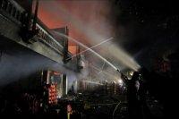 Pasar Blahbatuh ludes terbakar – ANTARA News Bali
