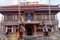 """Bupati Bangli hadiri upacara """"melaspas"""" gedung majelis adat desa"""