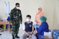 Lanud I Gusti Ngurah Rai laksanakan vaksinasi COVID-19 untuk anak
