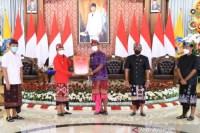 Gubernur Bali harapkan seni budaya jadi media pembentuk kepribadian