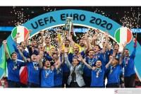Daftar juara Euro : Italia jadi jawara kembali setelah setengah abad