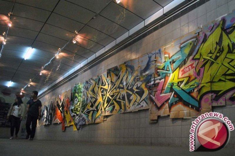 Graffiti Berkembang Di Kota Bogor Sejak 2002 Antara Sumbar