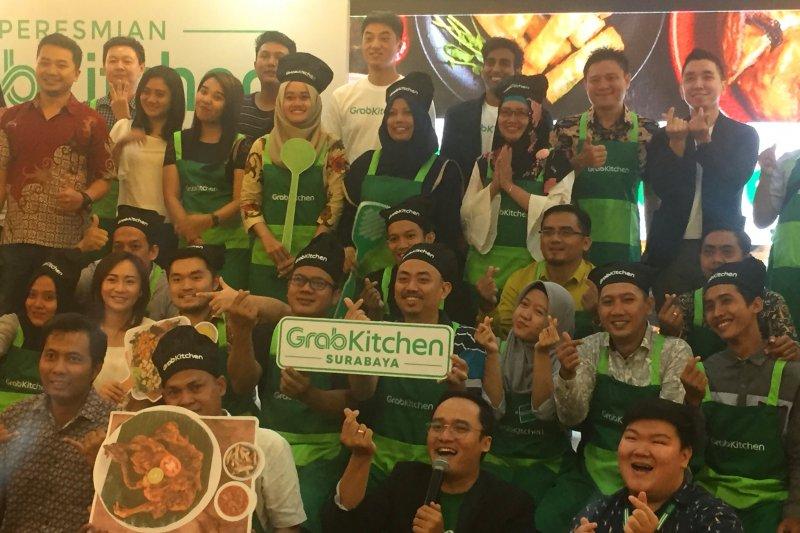Info loker penempatan di surabaya, indonesia ✔️ glints: Dorong Pertumbuhan Bisnis Umkm Grab Perluas Jaringan Cloud Kitchen Di Surabaya Antara News Jawa Timur
