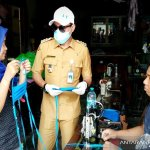Pemkab Kotim berdayakan UMKM buat 15.000 masker