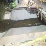 Ruas jalan Sampit-Seruyan rawan putus akibat tergerus