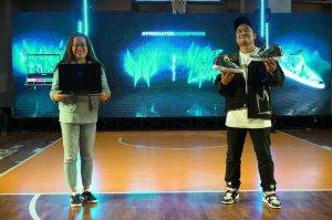 Laptor Predator Helios 300 hadir untuk mendukung performa kreator konten Indonesia