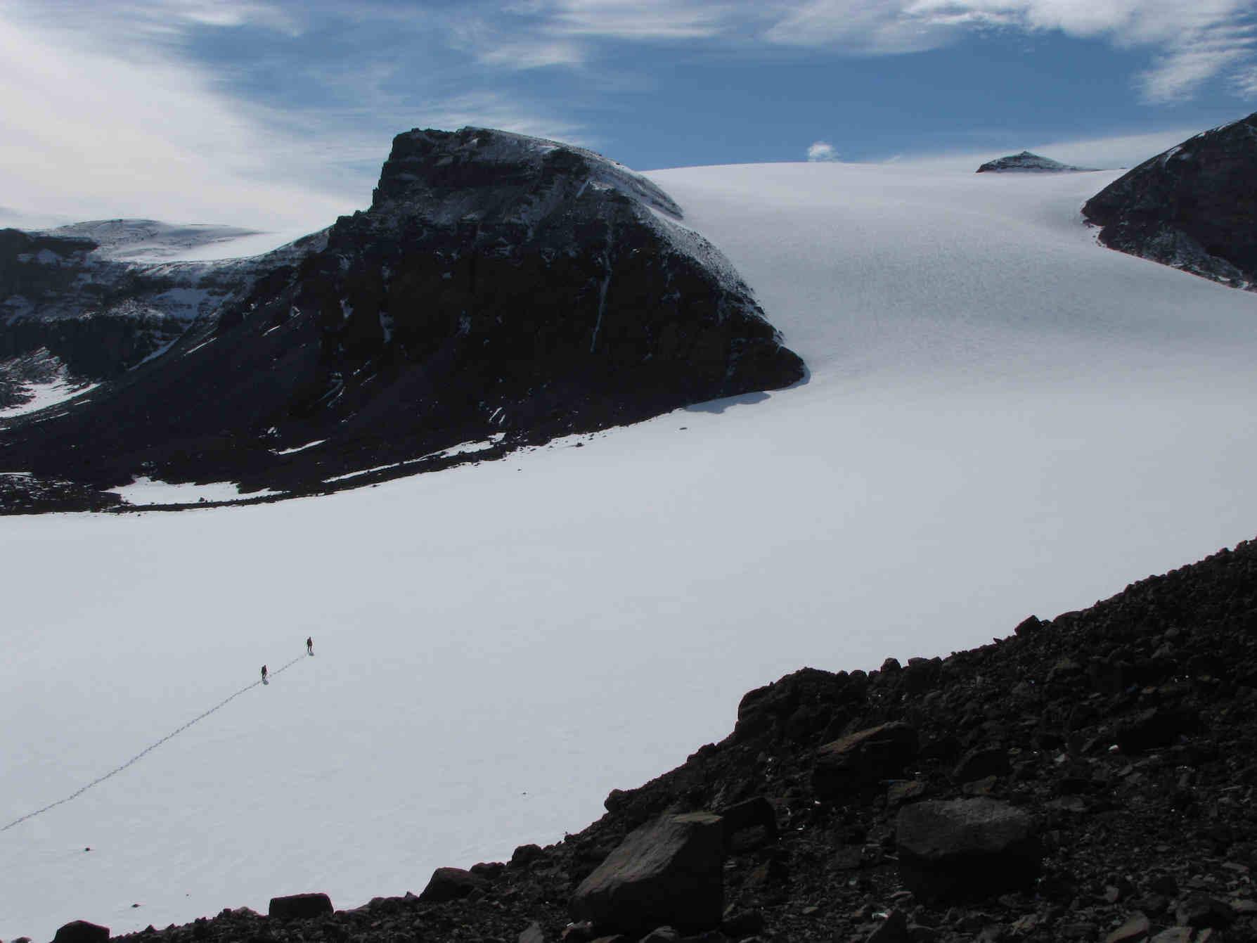 An Introduction To Glacier Mass Balance
