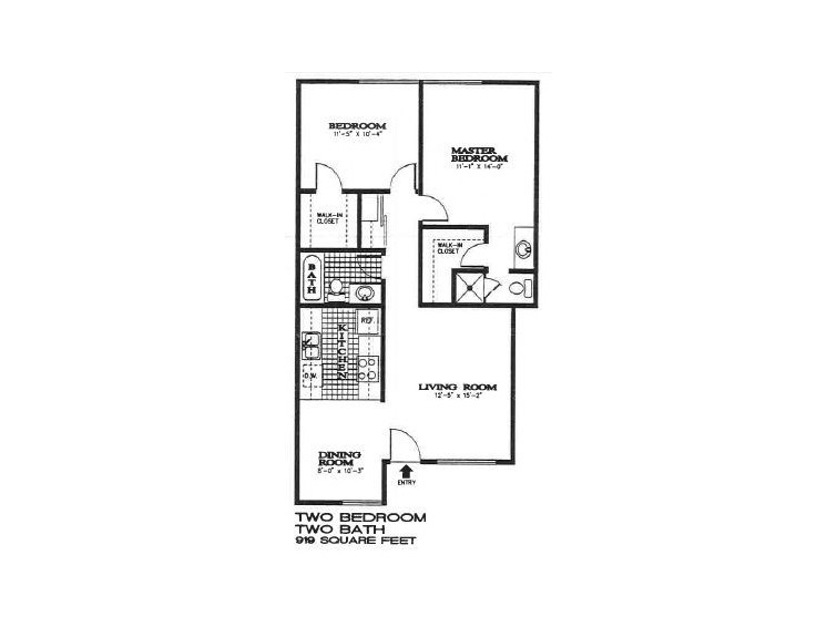 2 Bedroom Apartments Chula Vista