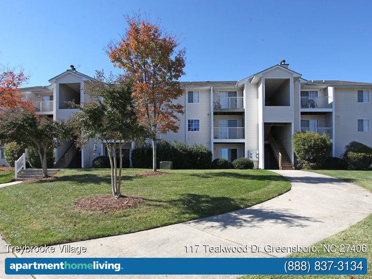 2 Bedroom Apartments In Greensboro Nc Treybrooke Village