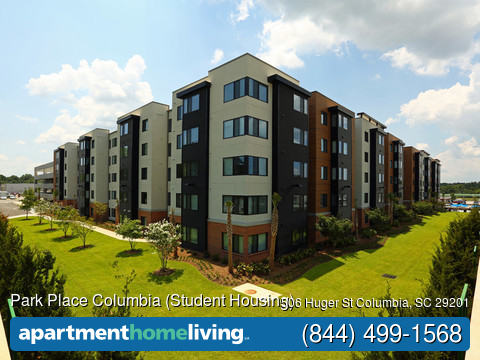 Park Place Columbia (Student Housing) Apartments ...