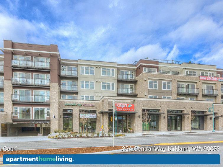 Capri Apartments | Kirkland, WA Apartments For Rent on Rentals In Kirkland Wa id=89475