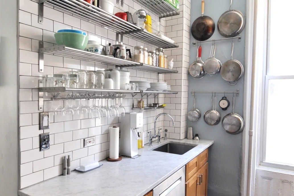 How to Organize a Small Apartment Kitchen: A 7-Step Plan ... on Small Apartment Organization  id=81940