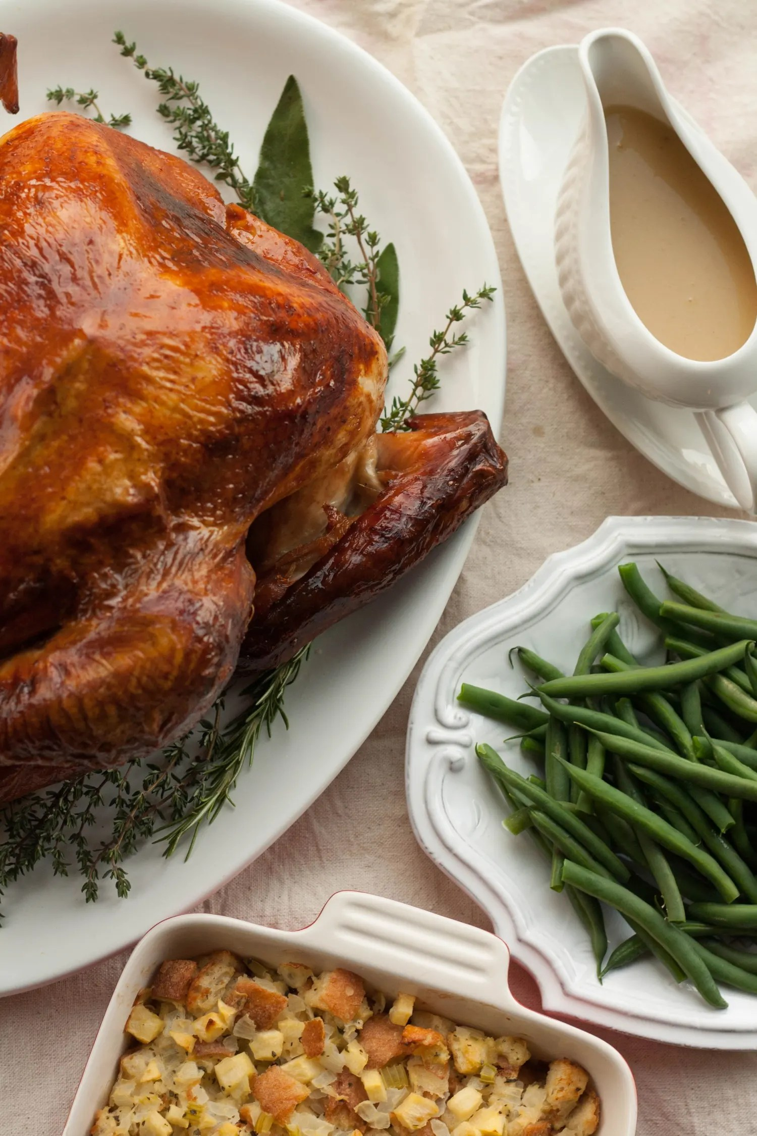 A 10 Day Thanksgiving Timeline