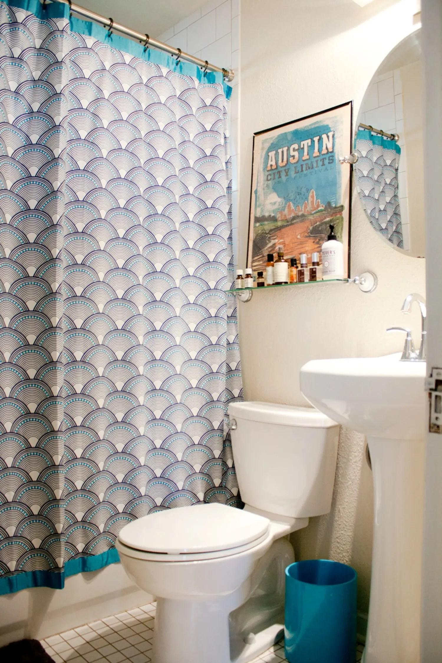 Small Bathroom Ideas: 6 Room Brightening Tips for Tiny ... on Small Apartment Bathroom Storage Ideas  id=18760