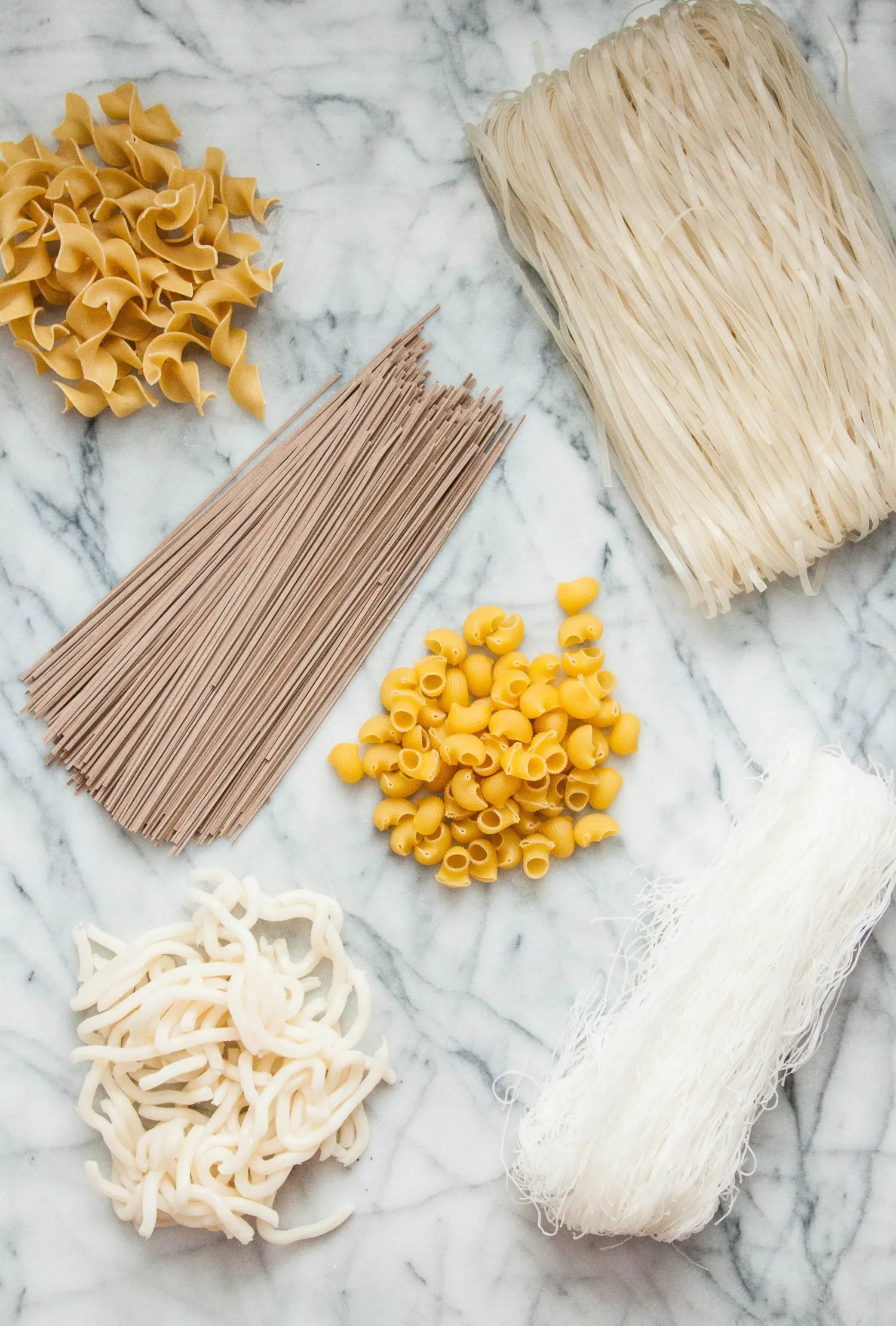 Your Guide To Picking The Best Noodles For Any Type Of