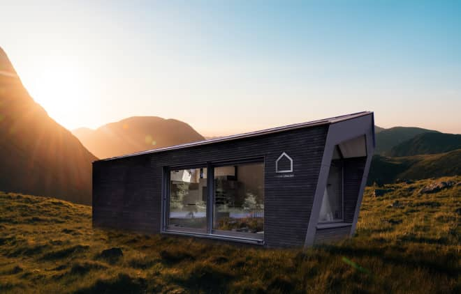 These Modern Tiny Houses Offer a 'Pay As You Live' Option for Urban Nomads