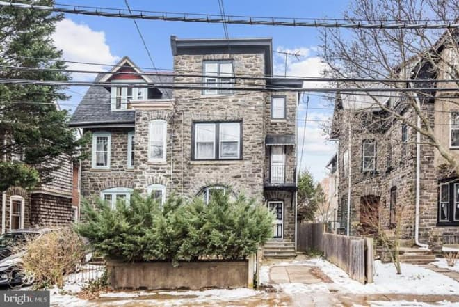 This $150K Philadelphia Home Is the Most Popular Fixer-Upper on the Market